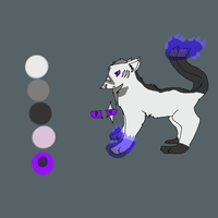 demon issabel ref sheet by shadowsrequests