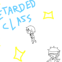 retarded.....XDDD by etto-sama