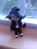 My Newest MJ String Doll by Forever-MJ