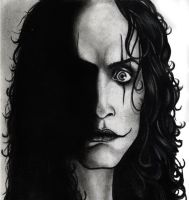 The Crow by In5an1ty