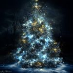 Christmas Tree by JacqChristiaan