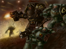 Kill for Lupercal, Kill for the Emperor! by Nemris