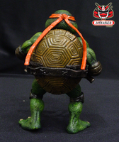 TMNT THE MOVIE 1990 REPAINT 15 by wongjoe82
