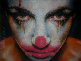 Clown by raulrk