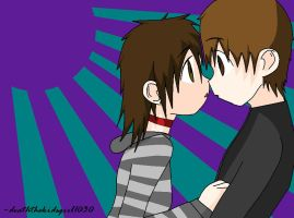 will they kiss by deaththekidsgirl1030