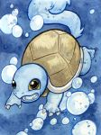 Squirtle by JoJo-Seames