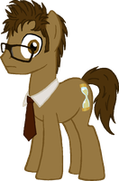Pony request 16 - Doctor Whooves by ah-darnit