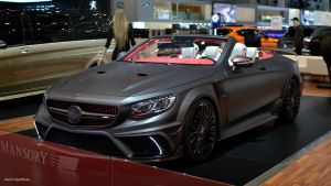 S63 Mansory by ShadowPhotography