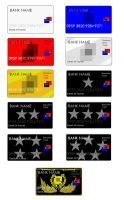 Exun Credit Card Company by seraph086770