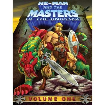 Masters of the Universe 2002 by AZNbebop
