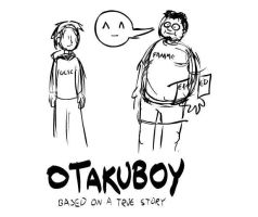 OTAKUBOY Sketch by JeffreyAtW