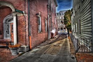 Trice Alley by Tyler007