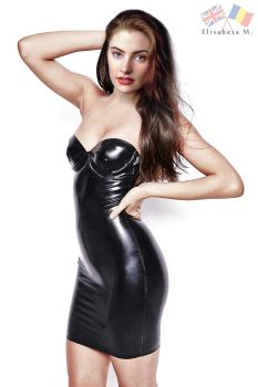 Madchen Amick (Twin Peaks) latex fake by ElisabetaM