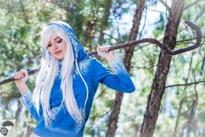 Female Jack Frost by MeganCoffey