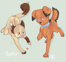 Together by orum-the-cat