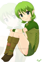 Little Saria by soruyuki