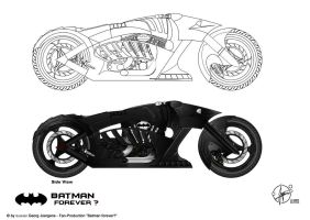 Custumer Bat-Bike by Paul-Muad-Dib
