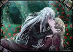 Anny and undertaker by FanasY