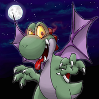 Happy Halloween - yoshi style by Claudia-Sierra