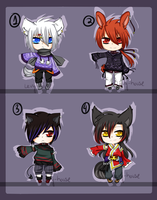 Long sleeves~! Auction set [CLOSED] by Levy-House