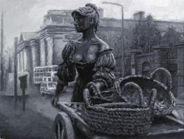 Molly Malone by Baphomiss