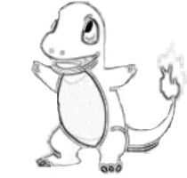 Charmander Drawing by charmanderfan7