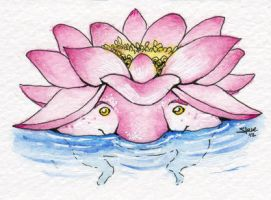 Troll - Lotus by StacyLeFevre