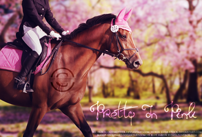 Pretty In Pink by ExquisArt