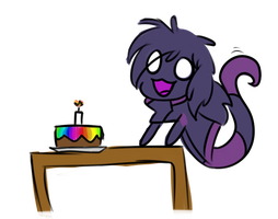 Happ Birfdai by Prof-Dick