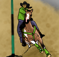 Chico Pole Entry by Starcather9