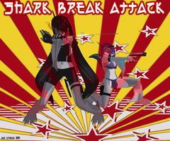 Jayce Laylah -Shark Break Attack- Second Life by Jace-Lethecus