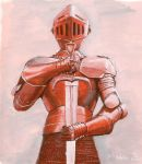 Red Knight by pfodra