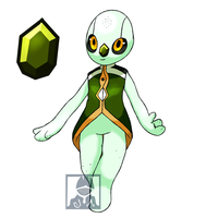 Titanite by JADrawings