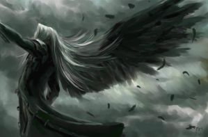 Sephiroth by YeastSoldier