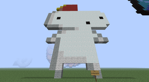 Fez via Minecraft by Almost-Toxic