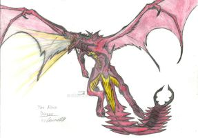 The Nova Dragon by Sorteagan