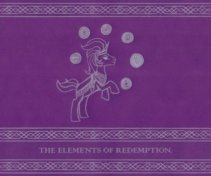 The Elements of Redemption # 15 by MissAppolonia