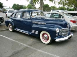 1941 Cadillac angle by RoadTripDog