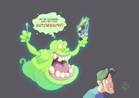 Slimer Competition by Phil-Crash-Murphy