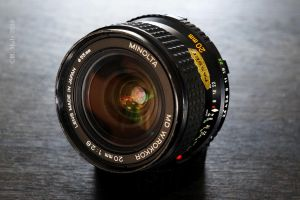 Minolta MD W.Rokkor 20mm by TLO-Photography