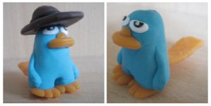 Perry the Platypus by xoombini