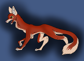 Fox thing by catlover1672