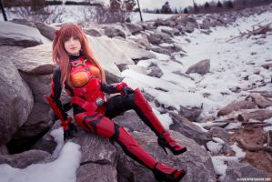 Asuka I by weirdtakoyaki