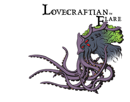Lovecraftian Flair Cthulhu by Ito-Saith-Webb