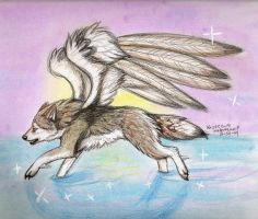 . . Fragile Wings . . by NatsumeWolf