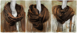 Scarf Studies by TR-B