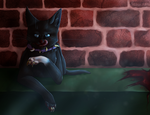 King of the Alley by Ribbon-Wren
