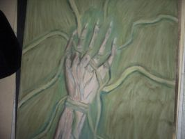 the hand by mandys-dream-steam