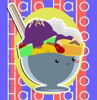 Halo-Halo Treat by number-xiii