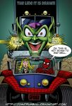 LIID 107: Spider-Man in Maximum Overdrive! by johntrumbull
